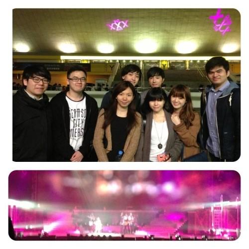 G.E.M. X.X.X. LIVE Concert & 手機熒光棒 App