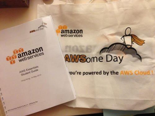 Amazon AWSome Day Event