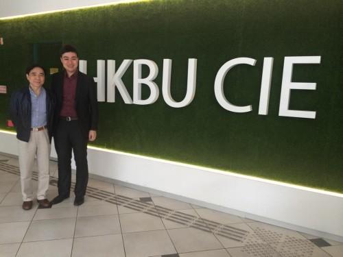 10 years start-up story sharing @ HKBU (24/3 & 26/3)
